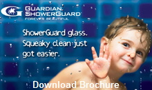 showerguard brochure